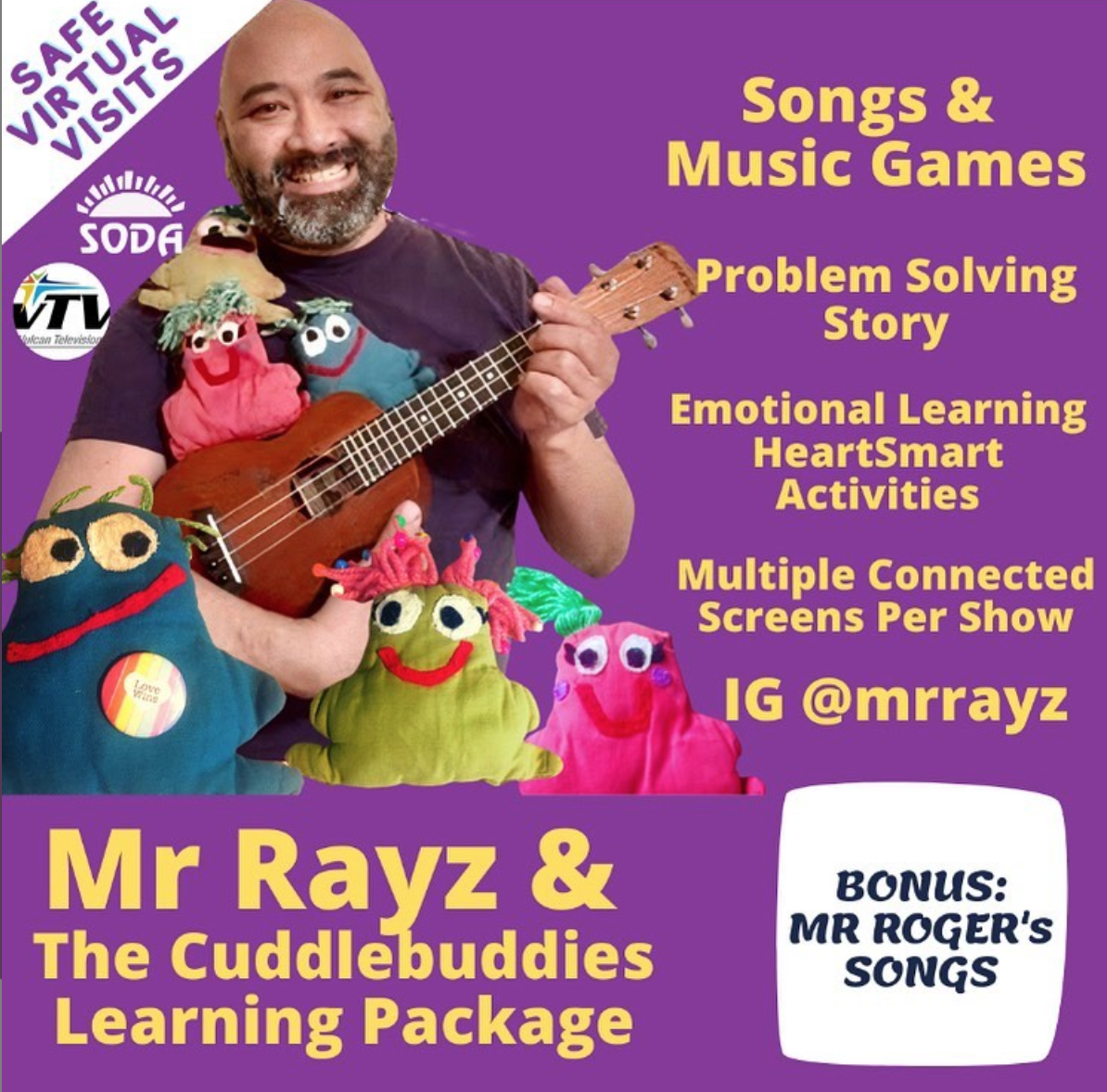 Mr Rayz Learning Package